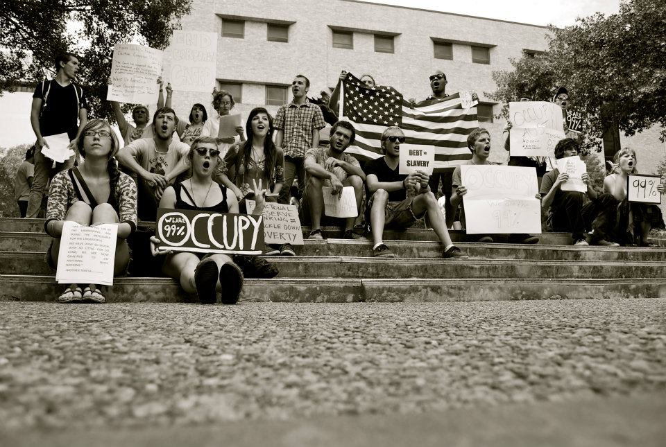 Occupy Texas State